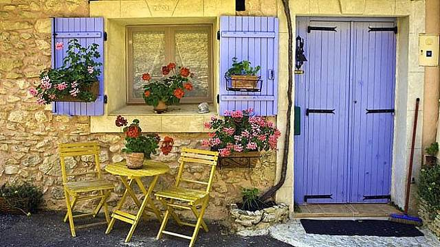 Provence styl