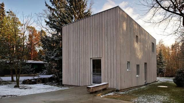 Mladá architektura: V tišinách