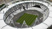 Stavba olympijského stadionu pro 80000 diváků stála 550 milionů liber (přes 16 miliard korun).