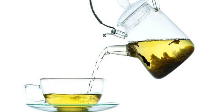 Hubnutí se zeleným čajem 3