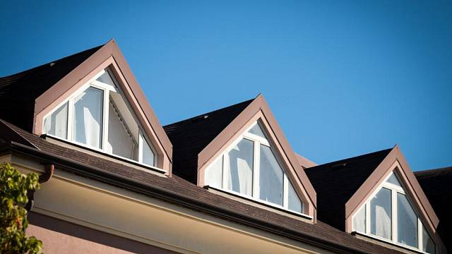 Atypicky tvarovaná okna