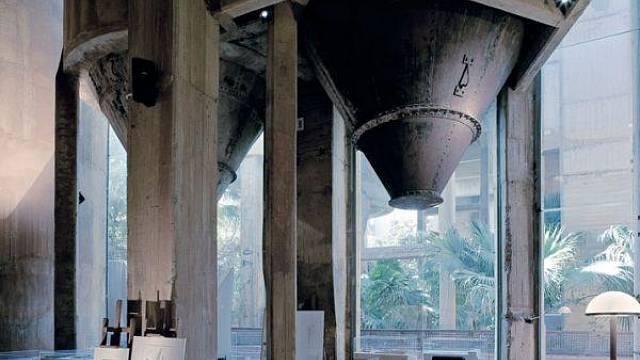 Foto: Ricardo Bofill, Taller de Arquitectura