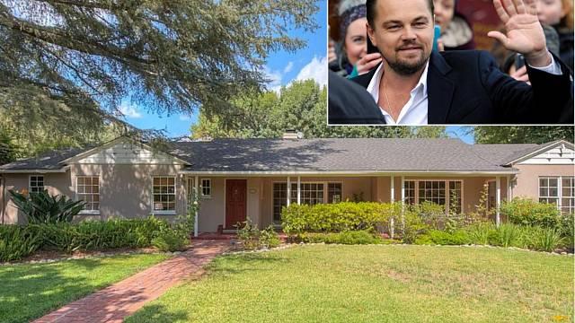 Leonardo DiCaprio prodal svůj kalifornský ranč
