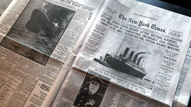 Příběh Titaniku stále žije
