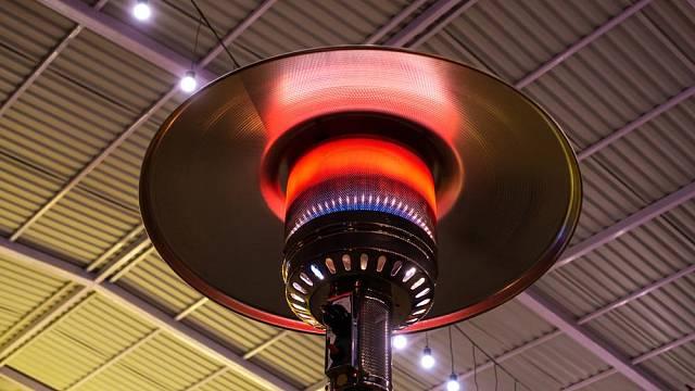 Plynové topidlo kloboukové