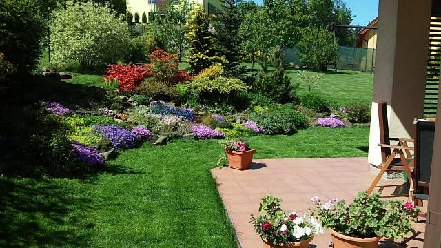 Krásná zahrada - Liberecký kraj