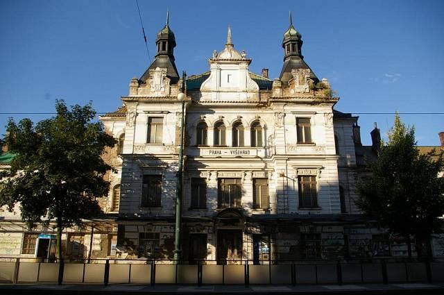 Nádraží Vyšehrad - 10.7.2012 9