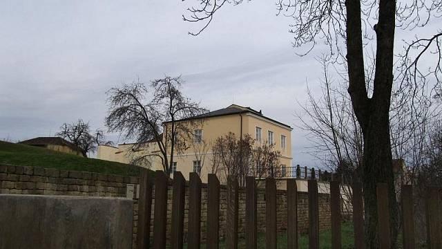 Lumbeho vila pro prezidenta