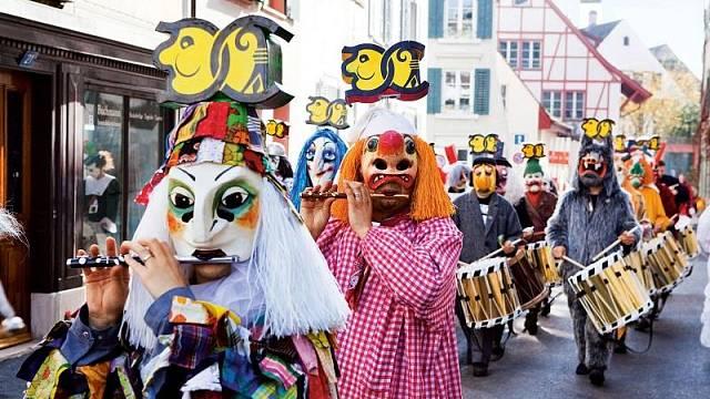 Basilejský karneval