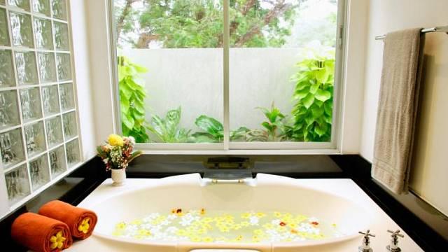 Relaxační koupelna