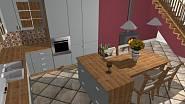Návrh kuchyně 28826