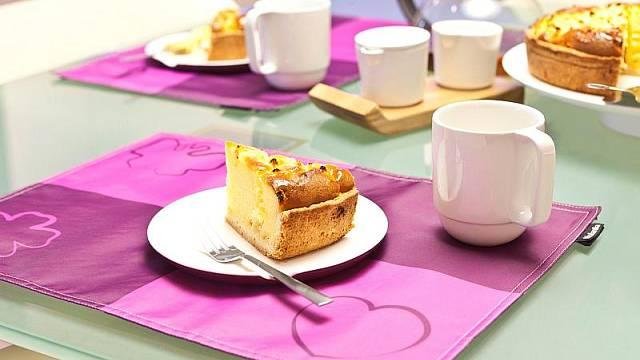 Oboustranne prostirani Get Together Brabantia ve dvou odstínech fialové Autor: Brabantia Zdroj: ASPEN PR, oficiální zdroj