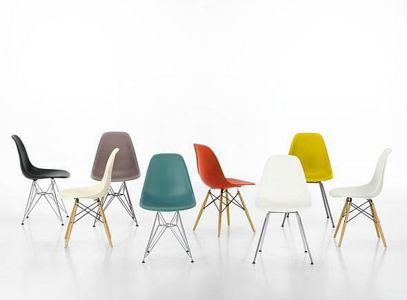 Slavná židle DSR