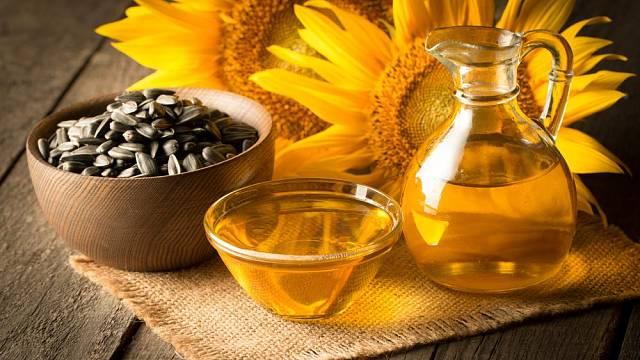 Slunečnicový olej