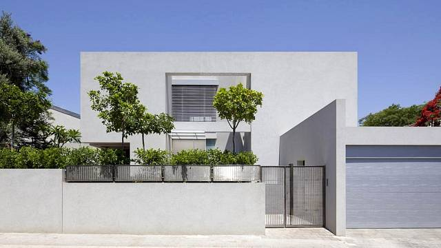 Foto: Amit Geron/Domb Architects