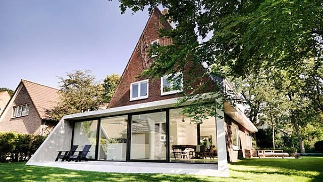 Přístavba domku v Holandsku 4