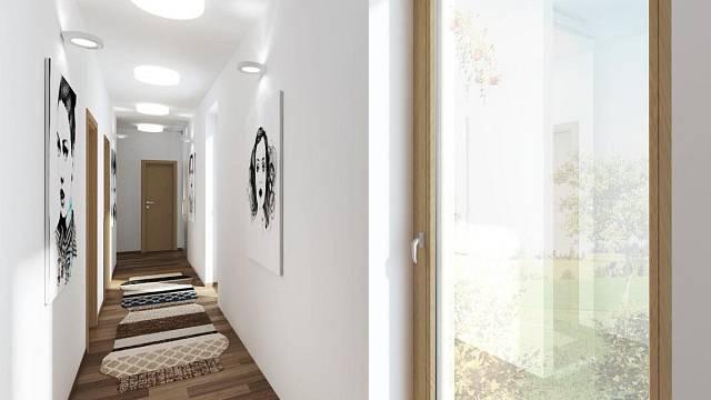 Dveře do chodby