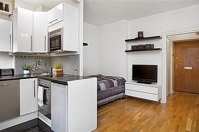 Дизайн очень маленьких квартир фото