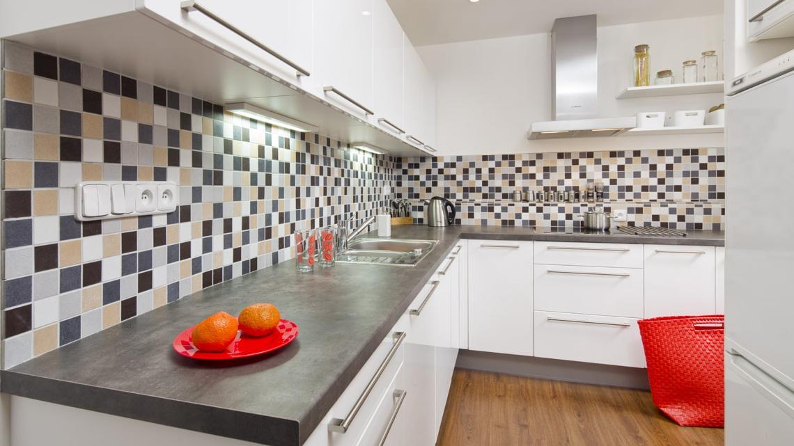 Obklady do kuchyně mozaika