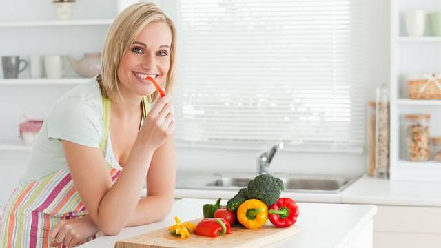 Jídlem proti jarní únavě