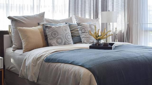 Pastelové barvy a jemné vzory jsou stále trendy. www.shutterstock.com