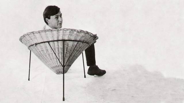 Terence Conran v roce 1950. Foto: Ray Williams