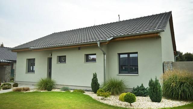 Rodinný dům, severní Morava