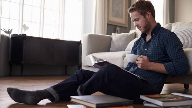 Čas od času se vyplatí revize knih, které máte doma.