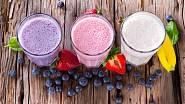 Další variantou je zpracování ovoce do lahodných smoothies.