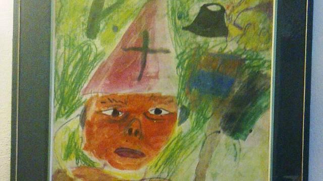 První nej: Autoportrét od prvorozeného