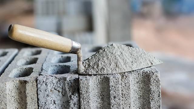 Spotřeba cementu ve světě strmě roste
