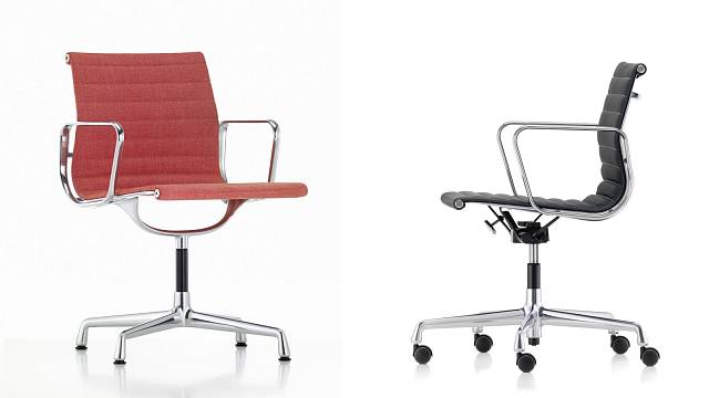 """Aluminium Chair"" EA119"