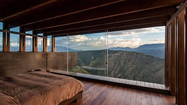 Ekvádorský dům s neskutečným výhledem 6