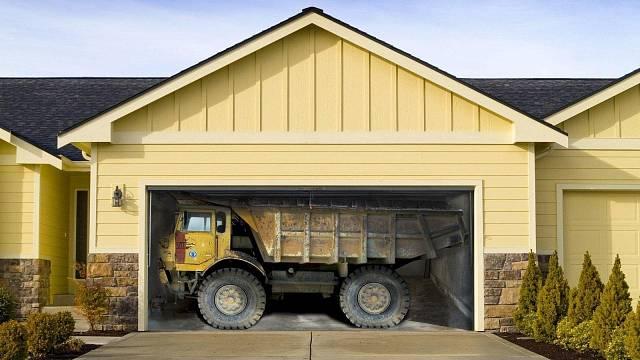 3D nálekpy na garáže
