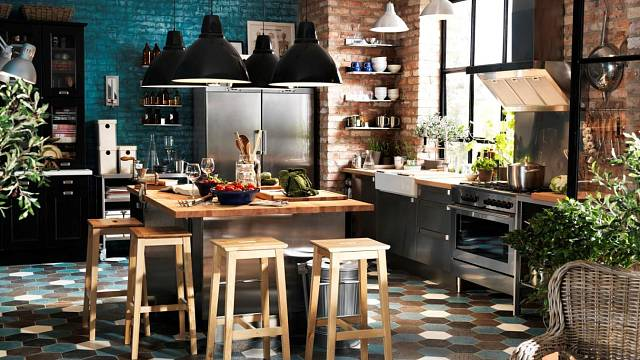 Chaos v kuchyni