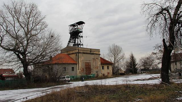 Důl Michal 1
