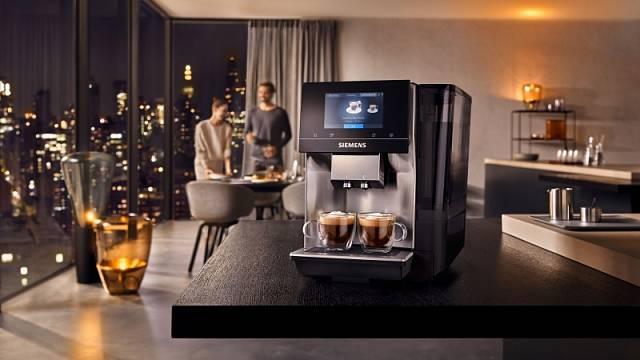 S novým kávovarem TP705R01 podniknete cestu kolem světa, jen z pohodlí domova.