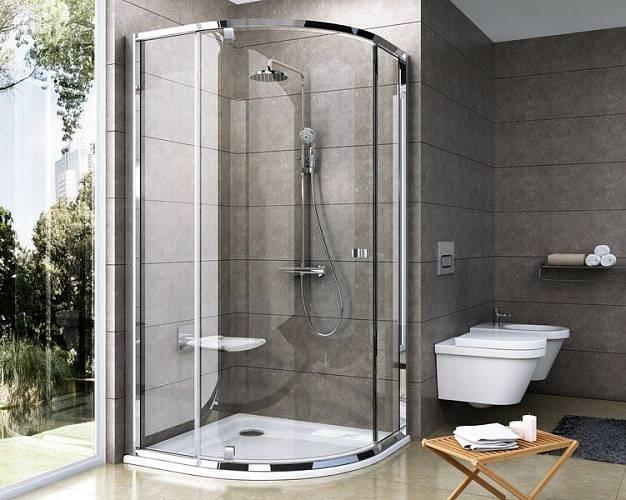 Sprchový kout Pivot / Foto: Ravak