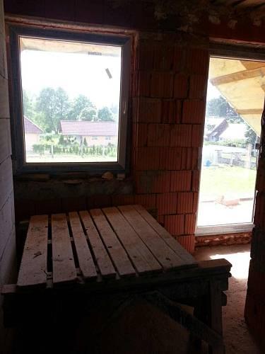 Nové balkonové dveře trvají 4-6 týdnů