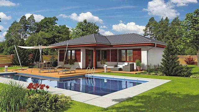 V nabídce společnosti G-Servis je například bungalow70