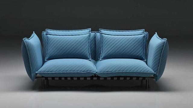 hippos design / kolekce nábytku Soft (MMinteriér)
