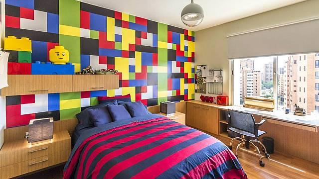 Lego interiéry