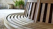 Zahradní lavičky