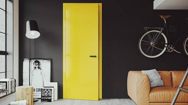 Interiérové dveře Sapeli