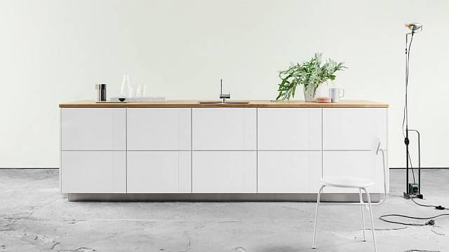 Hacknutá kuchyně z IKEA - Henning