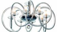 Luxusní svítidlo z křišťálového skla, Art Crystal Tomeš, 39.650 Kč