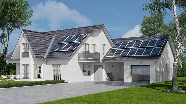 Energeticky soběstačné domy