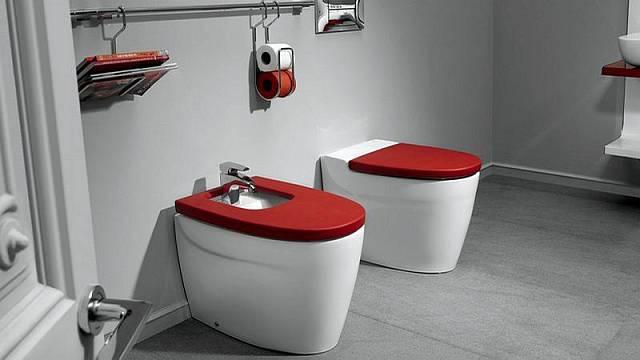 WC prkénko je nejdůležitější částí toalety
