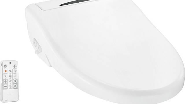 Bidetové prkénko Form & Style Panay sdálkovým ovládáním, cena 7990 Kč