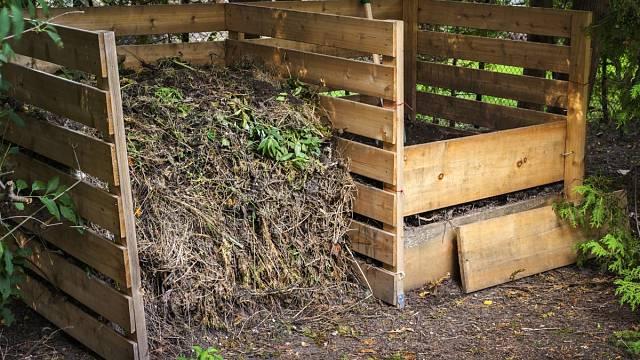 Dvoukomorový kompost